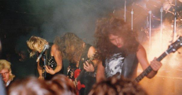 Slayer- October 27, 1984 by Rita Laberto – harrykktong